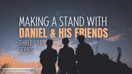 Making a Stand with Daniel and his friends: 3 Videos