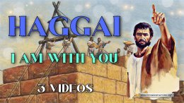 Haggai: I am with you - 3 Videos