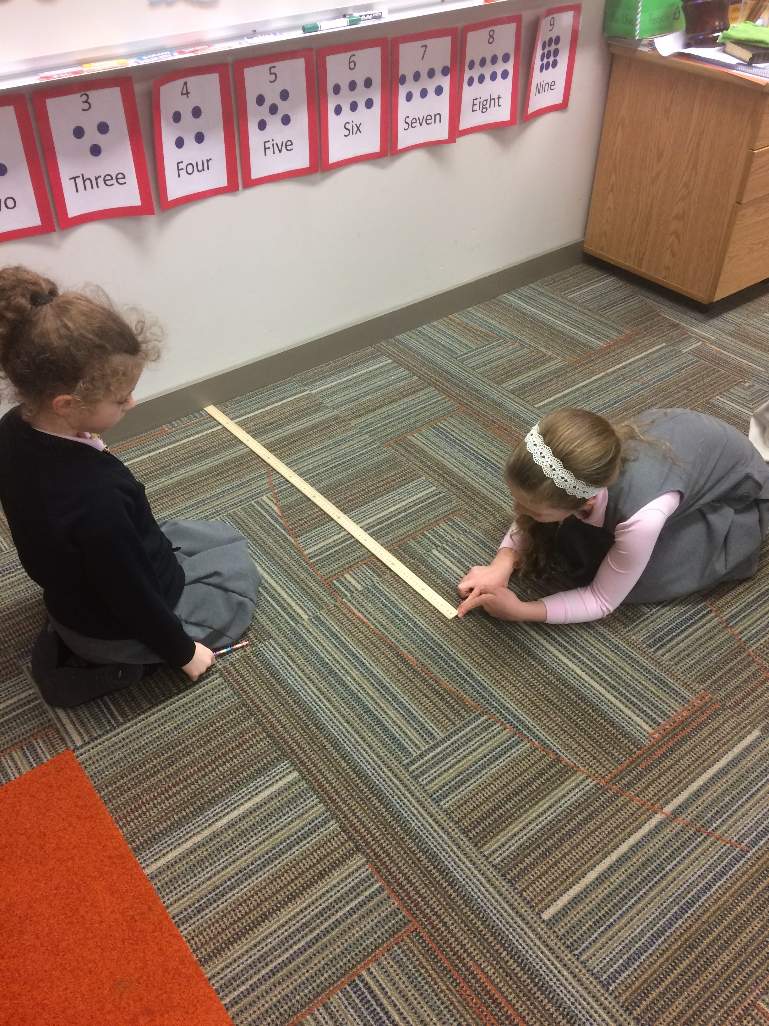 Measuring Items Around The Class Amp School
