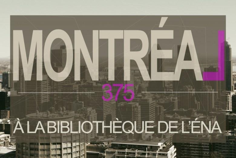 Montréal 375