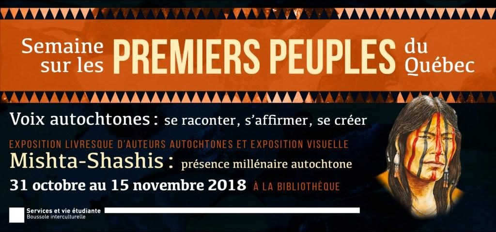 Visite de l'auteure Naomi Fontaine dans le cadre de la Semaine sur les premiers peuples du Québec