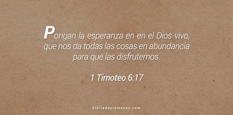 1 Timoteo 6:17
