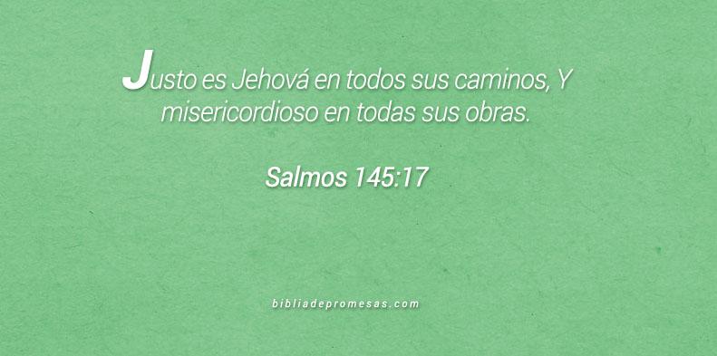 Salmos 145:17