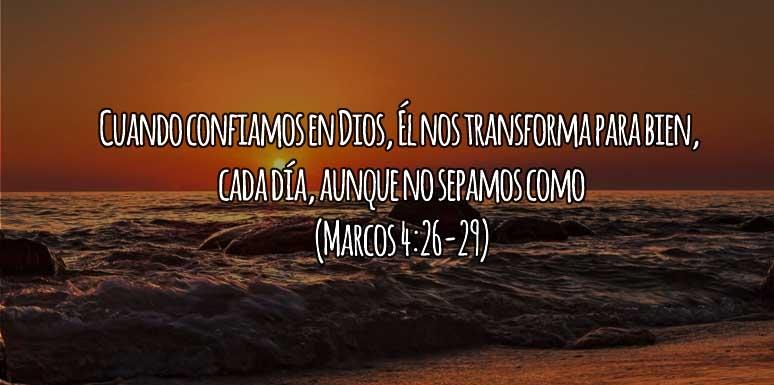 versículos de confianza