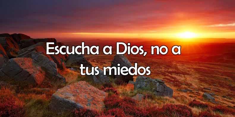 Escucha a Dios