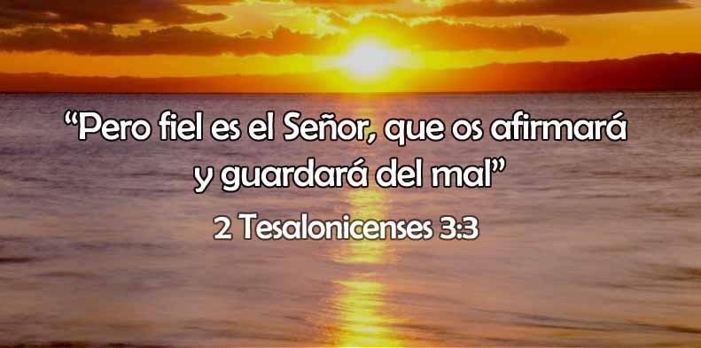 Dios nos guardará