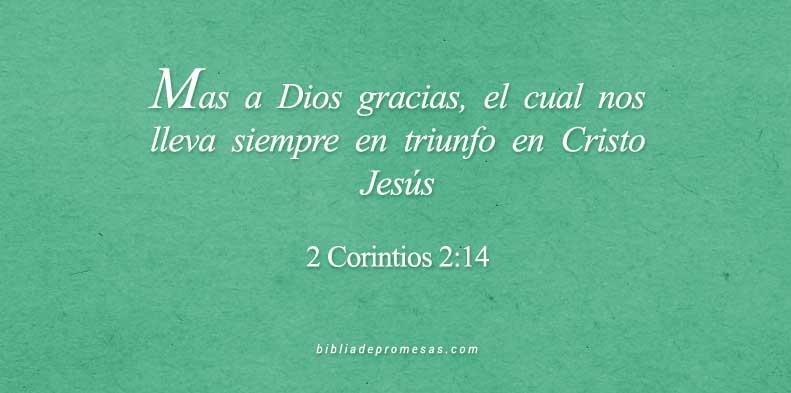 versículos de triunfo
