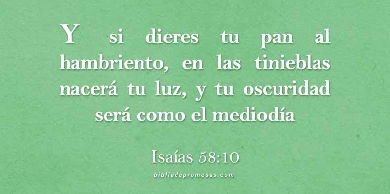 Frases Cristianas Promesas Isaías