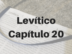 Levítico Capítulo 20