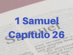 1 Samuel Capítulo 26