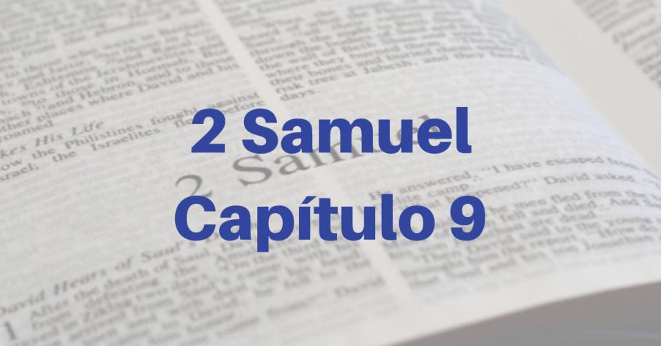 2 Samuel Capítulo 9