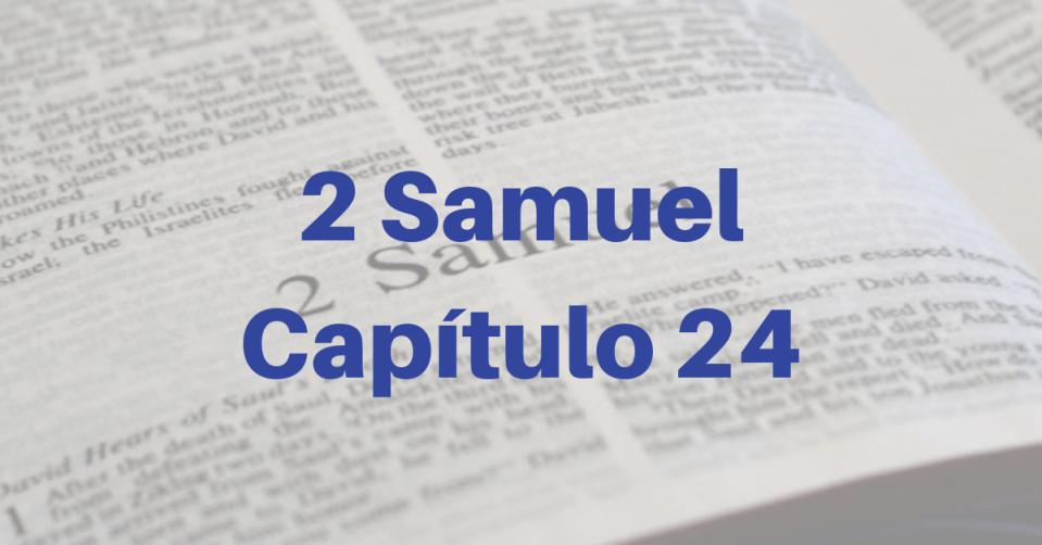 2 Samuel Capítulo 24