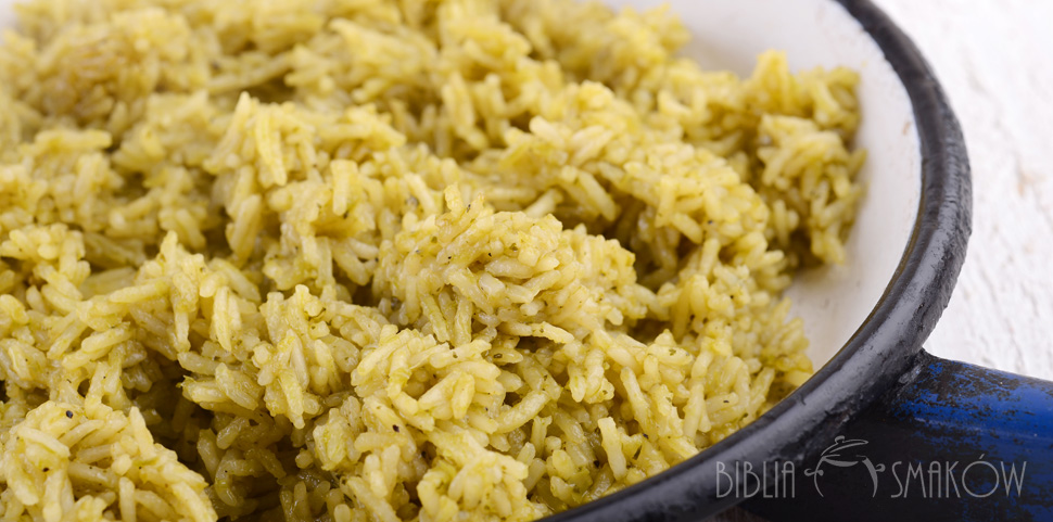 Zielony ryż