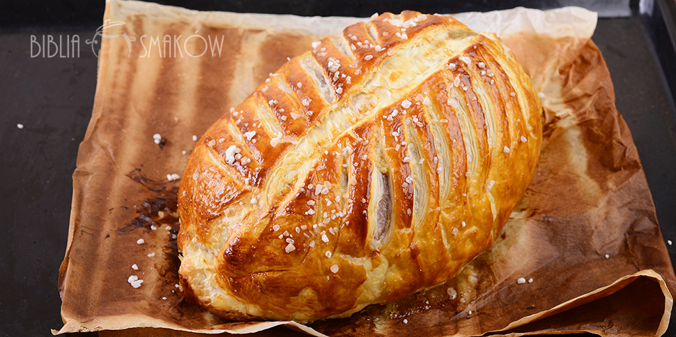 Beef wellington a'la Gordon Ramsey