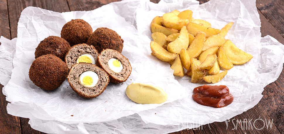 Scotch eggs czyli jajka po szkocku