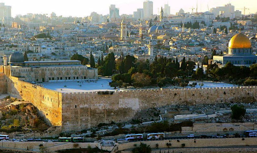 2018 Israel Tour: Nov. 26-Dec. 7
