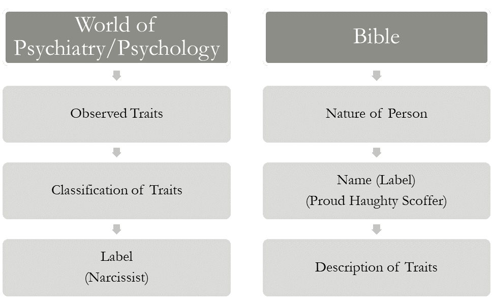The Range Of Perspectives On Narcissism Biblical