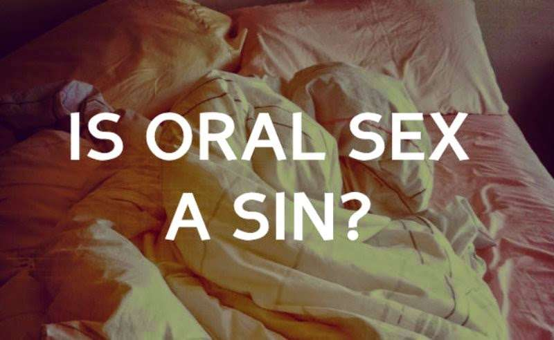 Is Oral Sex In Marriage A Sin?