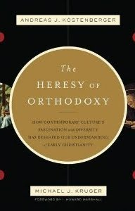 Book Review: The Heresy of Orthodoxy by Andreas J. Köstenberger & Michael J. Kruger 1