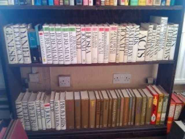 Book Aid London - a Hidden Gem of a Theological Bookshop 3