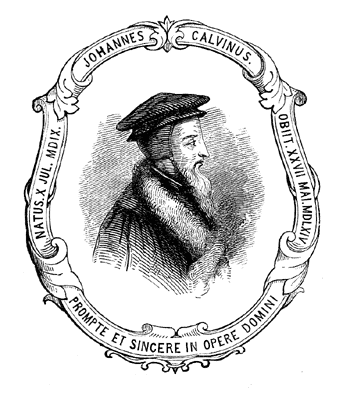 John Calvin [1509-1564]