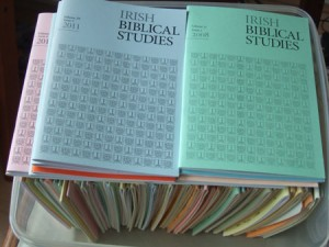 Irish Biblical Studies