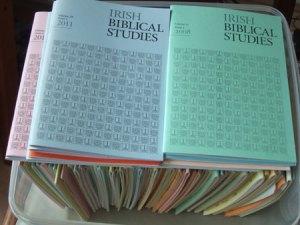 Irish Biblical Studies