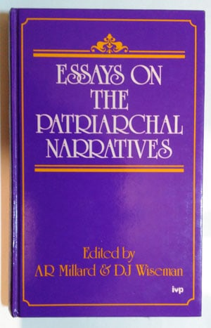 Essays on the Patriachal Narratives