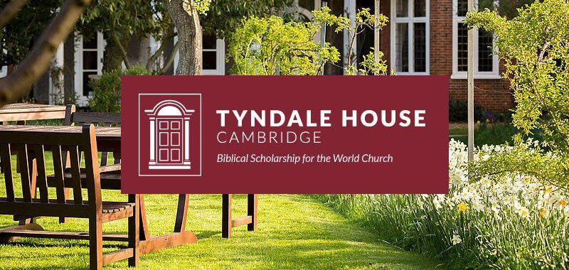 Tyndale House News
