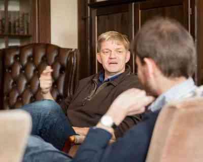 Dr Dirk Jongkind, Senior Research Fellow in New Testament