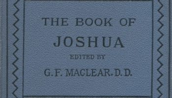 Commentaries on the Books of Kings | Biblical Studies