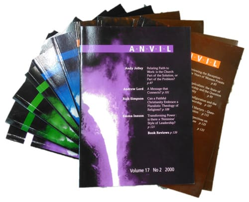 Anvil Journal
