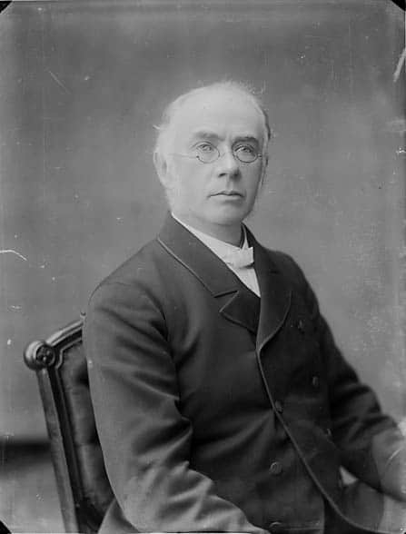 Principal Thomas Charles Edwards (1837-1900) - author of Commentary n First Corinthians