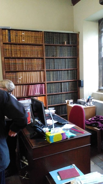 BETH Conference 2019 Day 3: Pusey House Library 3
