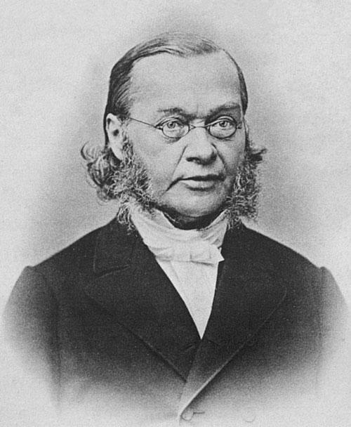 Ernst Wilhelm Theodor Herrmann Hengstenberg [1802-1869].