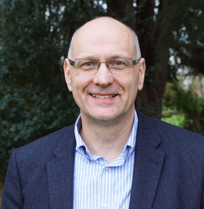 Dr David Hilborn