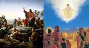 el Sermón del Monte en América