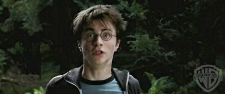 Harry Potter sorprendido