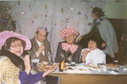 Анатолий Умрихин, Евгения Тодорашку, Юрий Хармелин