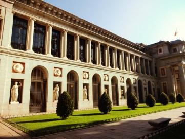 The Prado in Madrid