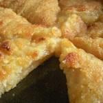 St Patrick's Day: Potato Apple Tart