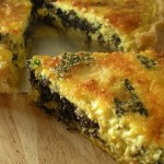 Seomra Blog Bia at Totally Tipp: Inch House Black Pudding and Caramelised Onion Tart