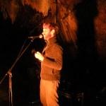 Lyric fm: Caoimhín Ó Raghallaigh at Mitchelstown Cave