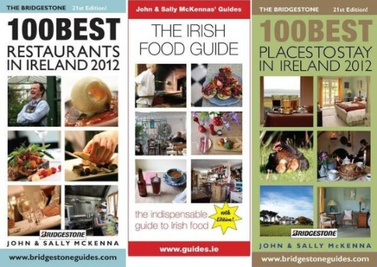 The Irish Food Guide by John & Sally McKenna