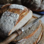 Kitchen projects: Sourdough bread from start(er) to finish