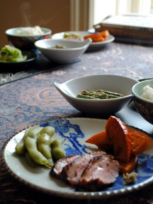 Bibliocook.com - Japanese lunch with miso maker Junko Hamilton