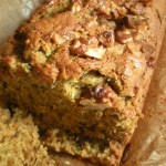 Irish Foodies' Autumn Fruit Cookalong: Spiced Courgette Cake