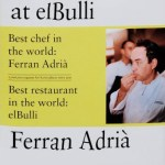 A Day at elBulli by Ferran Adrià, Juli Soler, and Albert Adrià