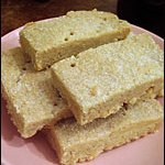 Baking days at the cottage: Simple Lemon Shortbread