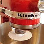 My very own KitchenAid: Passion Fruit Cake for afternoon tea